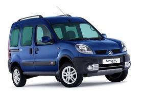 Renault revises Kangoo Trekka 4×4