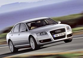 Audi A8 gets 3.2 V6 FSI engine
