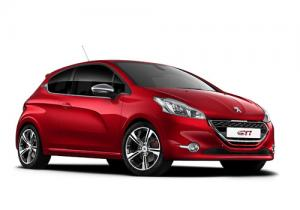 New Peugeot 208 GTi confirmed for production, 2013 launch