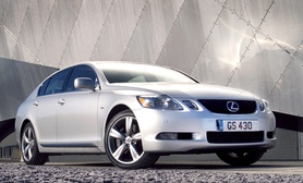 Lexus GS300 and GS430