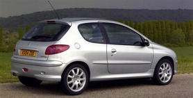 Peugeot launches diesel 206 GTi
