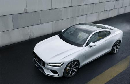 Volvo's Polestar 1 available to pre-order now