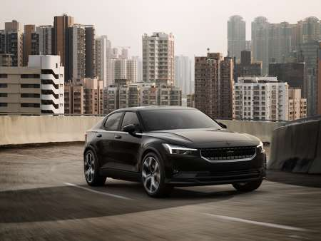 Polestar 2 deliveries expected June 2020, priced from £49,900