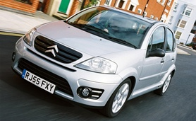 Citroen C3 range revised for 2006