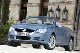 Volkswagen Eos prices confirmed