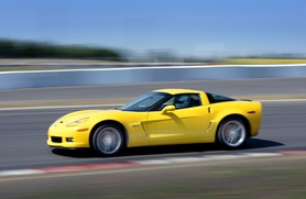 Corvette gets power boost with introduction of Z06