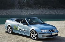 Saab range goes Flex-Fuel with 1.8t BioPower engine