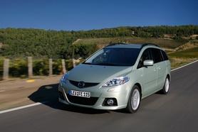 Improvements for 2008 Mazda5