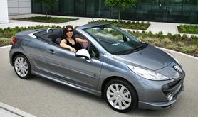 Peugeot 207 CC ELLE limited edition
