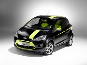 New Ford Ka Now With Digital Tattoo And Grand Prix Design Themes
