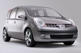 Nissan Tone unveiled