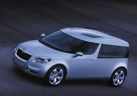 Skoda to build Roomster-inspired fourth model range