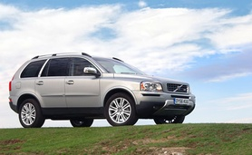 2007 Volvo XC90 Sport and Executive models