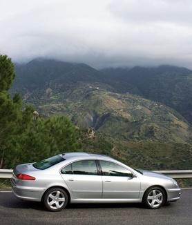 Peugeot 607 2.2 HDi Twin Turbo diesel