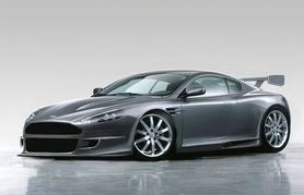 Aston Martin Racing Reveals DBR9