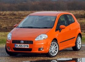 Fiat Grande Punto pricing