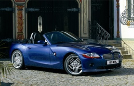 165mph BMW Alpina Roadster S