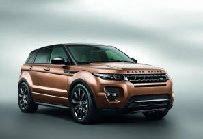 Nine-speed auto for 2014 Range Rover Evoque