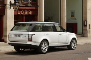 LWB Range Rover