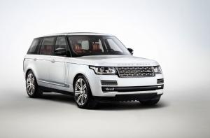 Long wheelbase Range Rover and Autobiography Black models unveiled