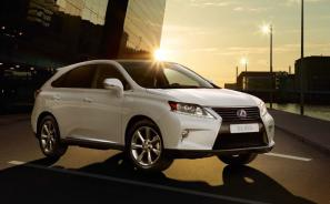 New Advance grade for Lexus RX450h