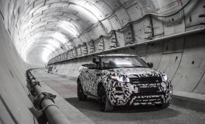 Range Rover Evoque Convertible confirmed