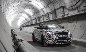 Range Rover Evoque Convertible confirmed