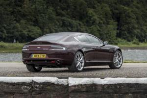 Aston Martin Rapide S in Divine Red