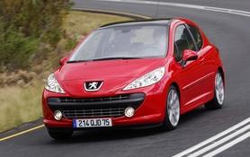Peugeot's new 207 achieves 5 stars in Euro NCAP