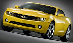 2010 Chevrolet Camaro production version officially unveiled