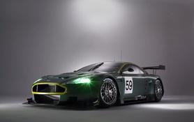 Aston Martin Racing unveils the DBR9