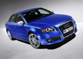 Geneva Show debut for new 420PS Audi RS 4 quattro saloon
