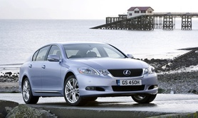 Lexus GS range revised for 2008, with new GS 460