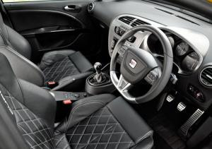 The new Seat Leon Cupra R
