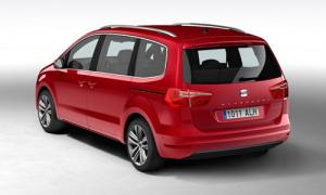 SEAT Alhambra now available with four wheel drive