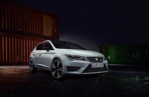 2014 SEAT Leon Cupra and Cupra 280 unveiled