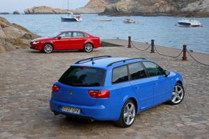 00s: SEAT Exeo and SEAT Exeo ST