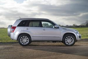 Facelifted 2013 Suzuki Grand Vitara due this month, priced from £15,995