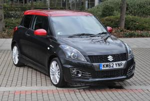 Suzuki Swift Sport SZ-R on sale 1st March 2013