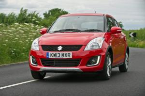 New Suzuki Swift 4×4 model introduced