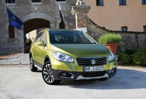New Suzuki SX4 S-Cross on sale October from £14,999
