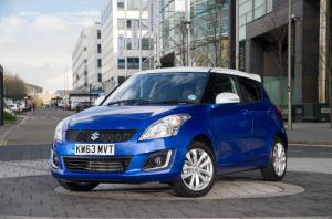 Suzuki Swift SZ-L special edition makes a comeback