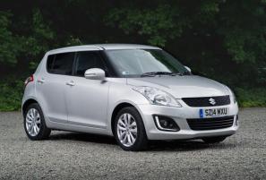 Suzuki Swift receives spec upgrades