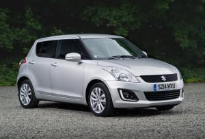 Suzuki Swift receives spec upgrades