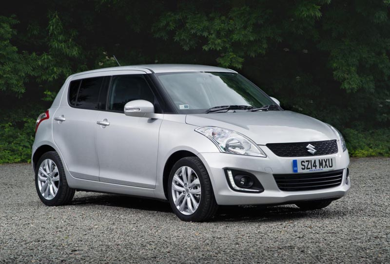 How Long Is A Suzuki Swift