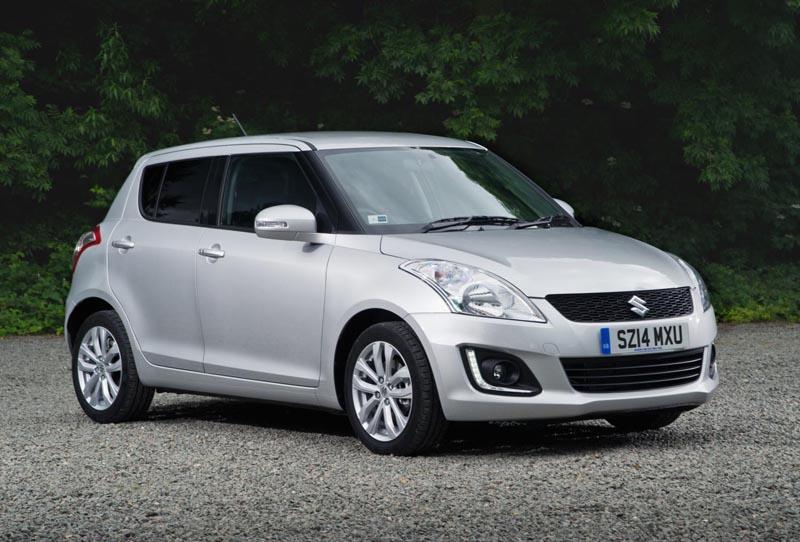 Suzuki Swift receives spec upgrades   News   TestDriven