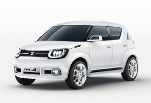 Suzuki unveils iM-4 and iK-2 concepts