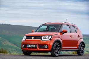 Suzuki Ignis mild-hybrid system expands across the range