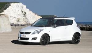 Suzuki Swift Attitude returns for a limited 500 unit run