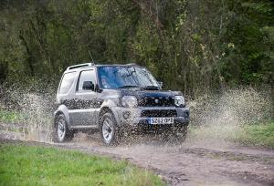 Suzuki Jimny facelifted for 2013